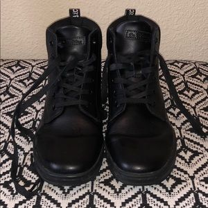doc martin winter boots size 6